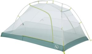 Big Agnes Tiger Wall Platinum 2 Tent // One of the best 2-person tents for backpacking