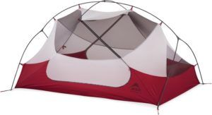 MSR Hubba Hubba NX 2 Tent // One of the best lightweight 2-person tents for backpacking