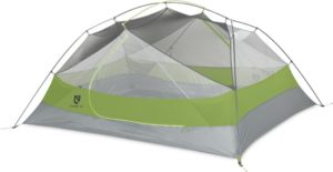 NEMO Dagger 3 Tent // One of the best lightweight 3-person tents for backpacking