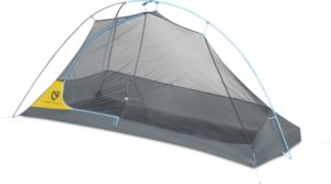 NEMO Hornet Elite backpacking tent // One of the best 1-person tents for backpacking