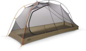 REI Quarter Dome SL1 / One of the lightest freestanding 1-person tents for backpacking