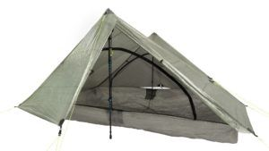 Zpacks Triplex Tent // One of the best ultralight 3-person tents for backpacking