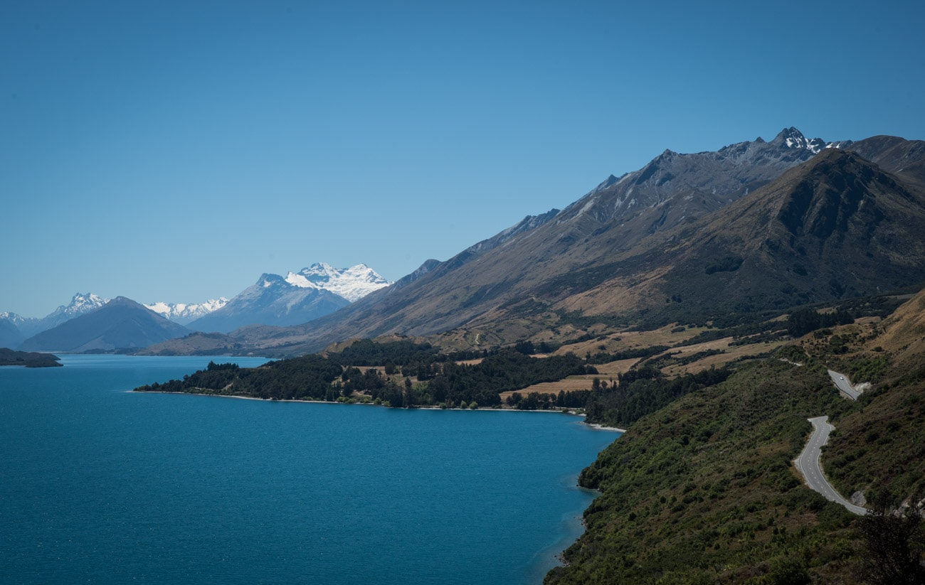 Queenstown Travel Guide: Drive to Glenorchy
