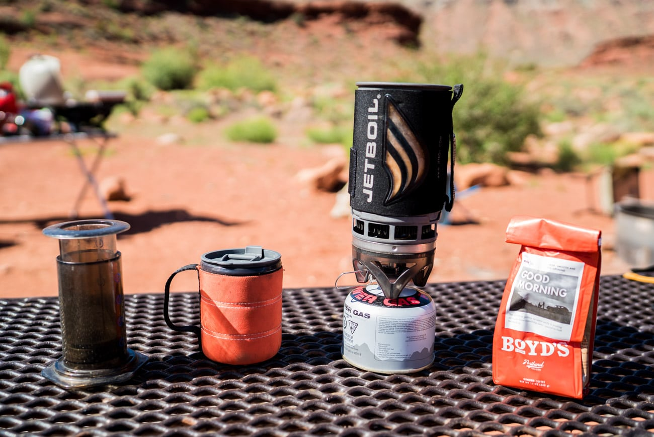 jetboil coffee press instructions
