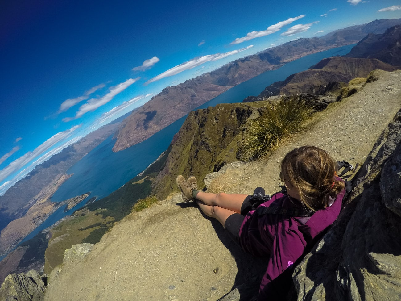 Queenstown Travel Guide: Hiking to the summit of Ben Lomond