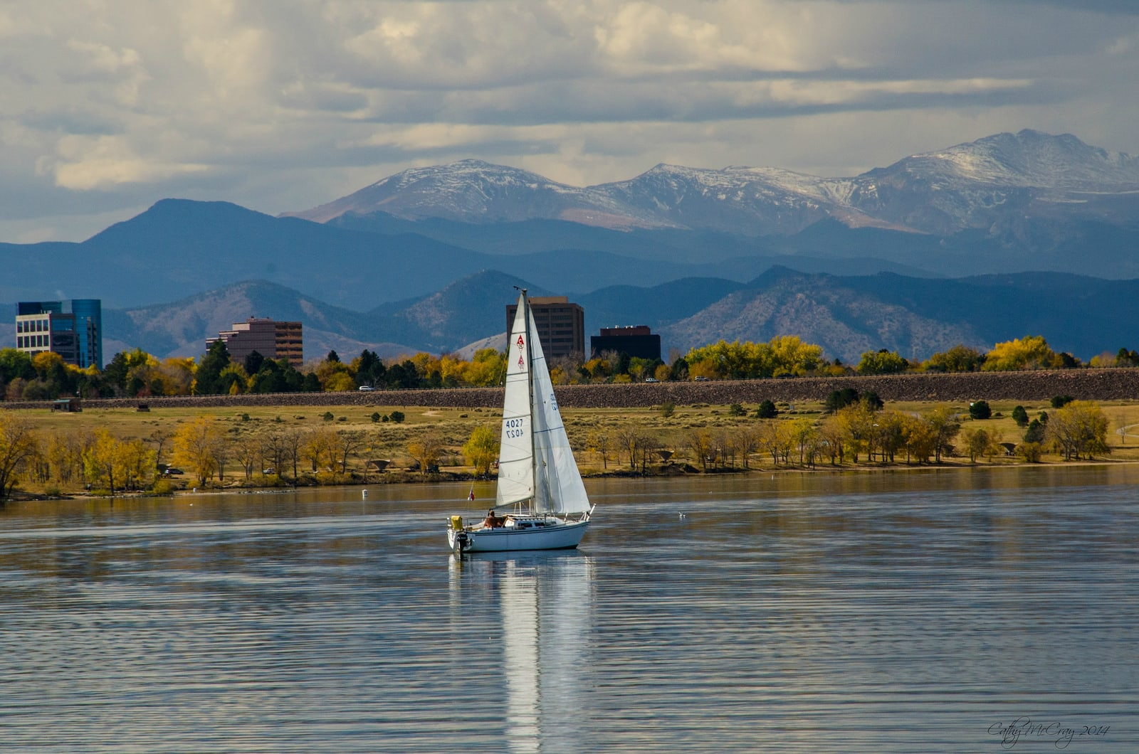 Best places to paddle board in Colorado this summer: Cherry Creek Reservoir