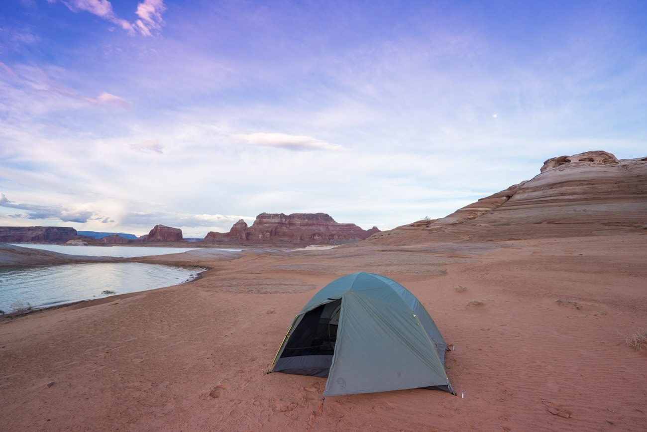 Learn everything about planning an overnight kayak trip at Lake Powell's Labyrinth Canyon, including route & camping info, kayak rentals & the best time to visit.