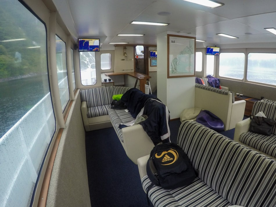 Explore fiords, waterfalls & wildlife in New Zealand's Milford Sound! Check out my blog review & GoPro video of my boat tour with Cruise Milford.