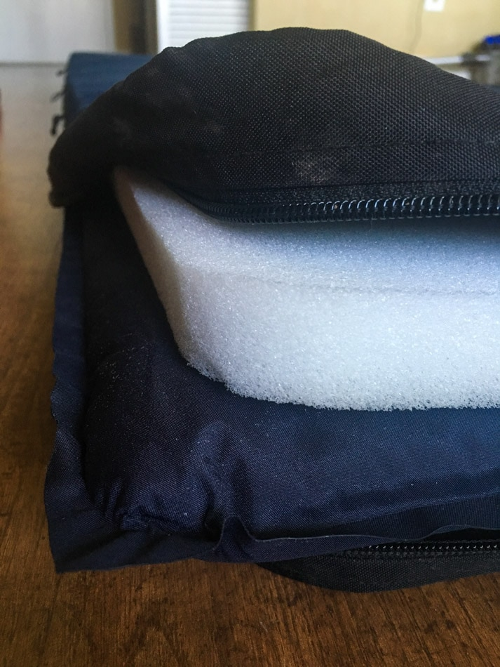 Gear Review Therm A Rest Dreamtime Sleeping Pad