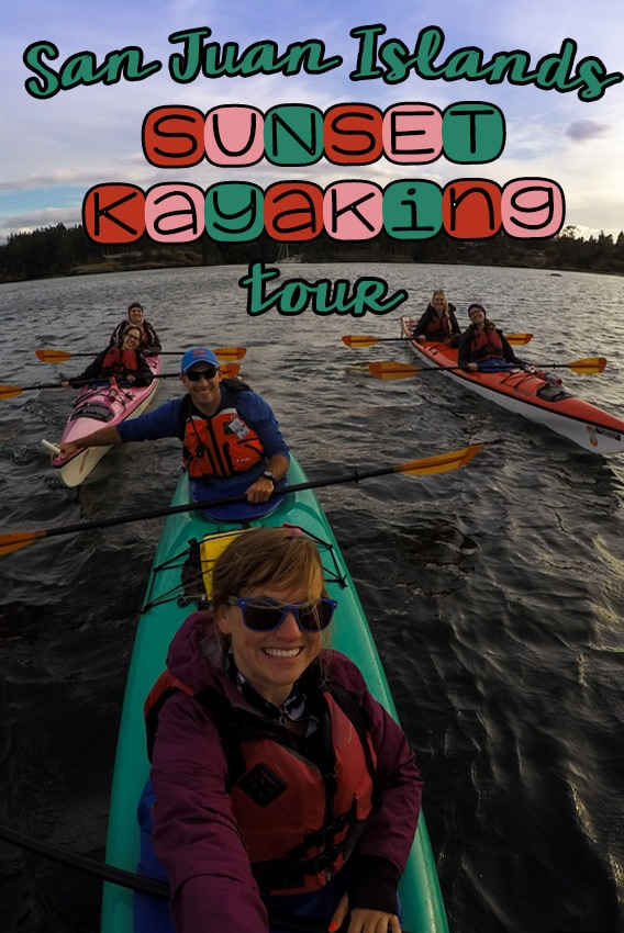 San Juan Islands Kayaking Tour