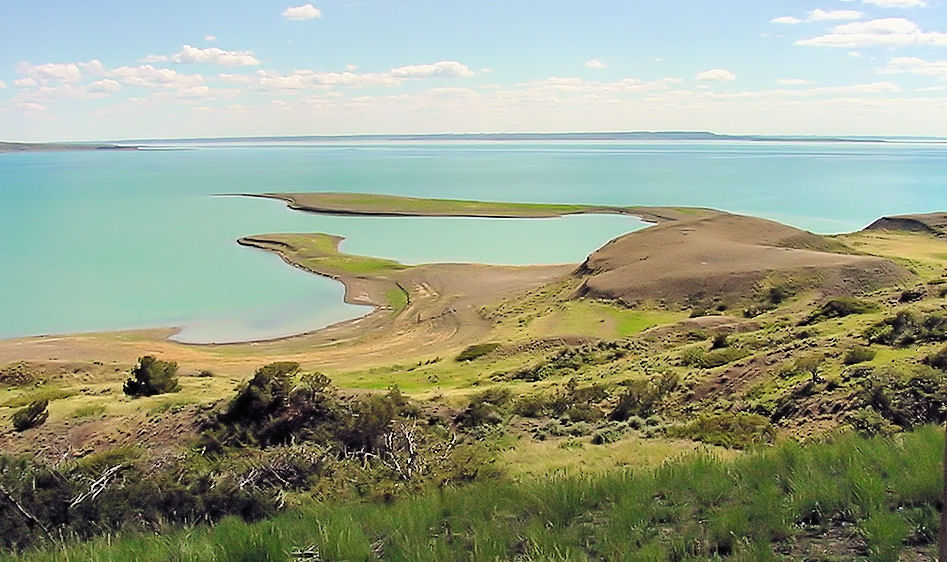 5 of the best Montana kayaking spots that are off the beaten path: Fort Lake Peck