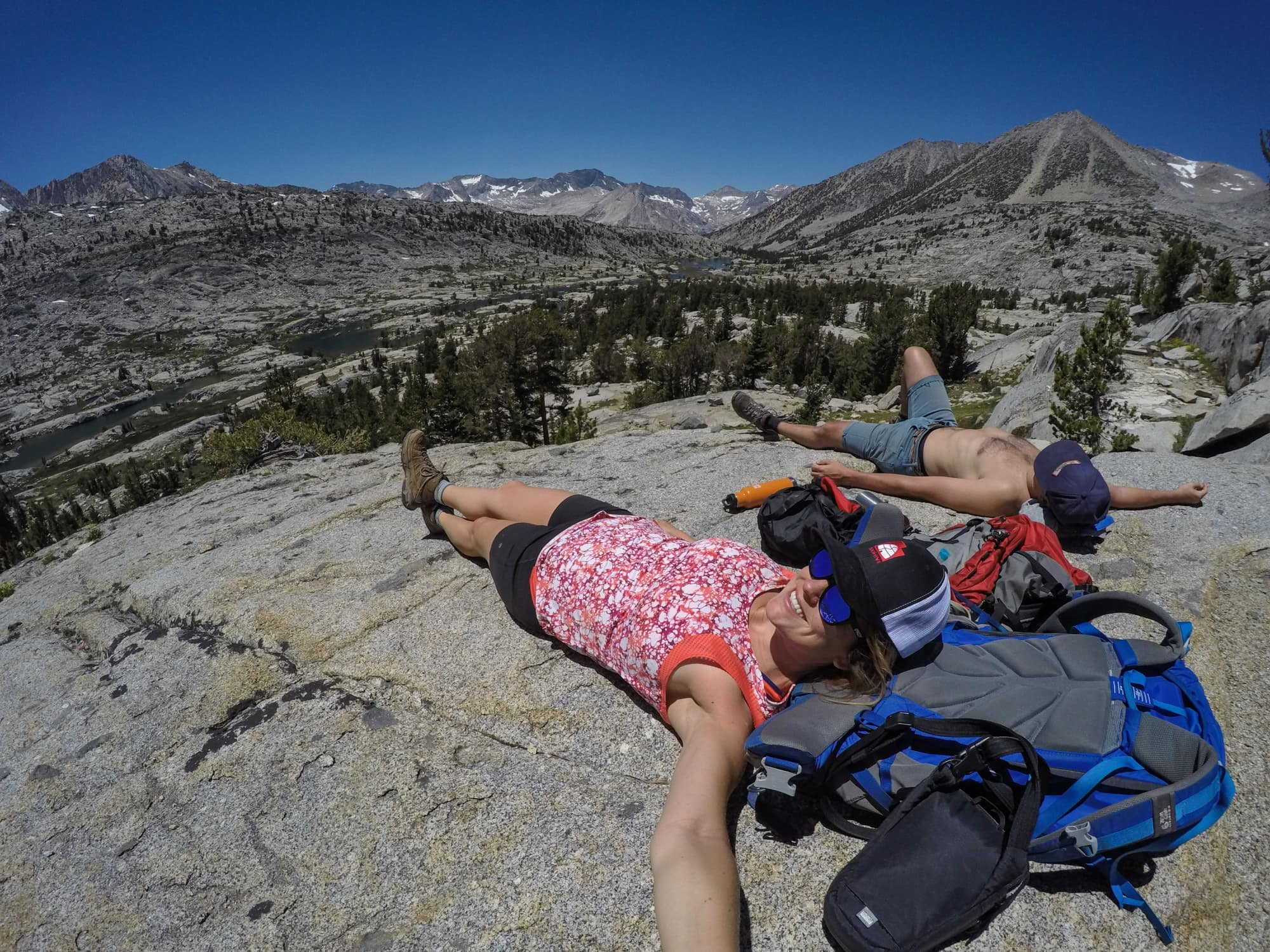 Dusy Basin Backpacking Guide