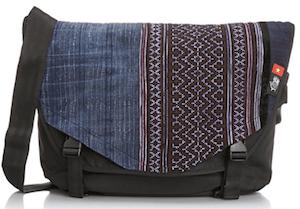 Outdoorsy gifts that give back: Ethnotek Vietname 5 Bag