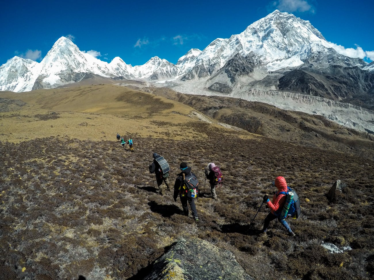 Learn exactly what gear & clothes you need for your Everest Basecamp trek with my detailed Everest Basecamp female packing list.