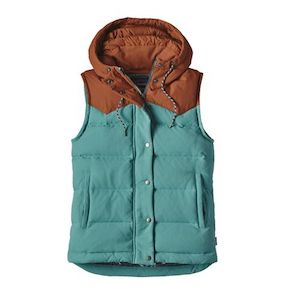Outdoorsy gifts that give back: Patagonia vest