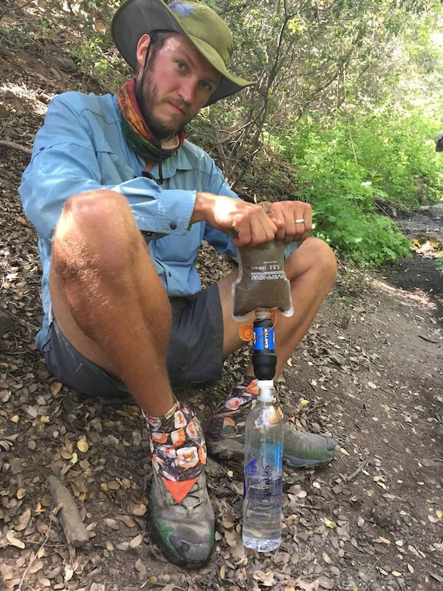 Learn what to consider when choosing a backpacking water filter & get recommendations for the most popular, lightweight & easiest water filters available