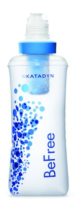 Katdyn BeFree Water Filter // Learn from a seasoned thru-hiker how to choose the best lightweight backpacking water filter or purification system for your next adventure.
