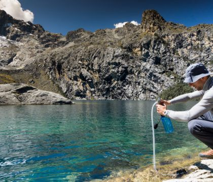 Check out the best backpacking water filters and learn how to choose the best water filter or purification system for your next adventure.