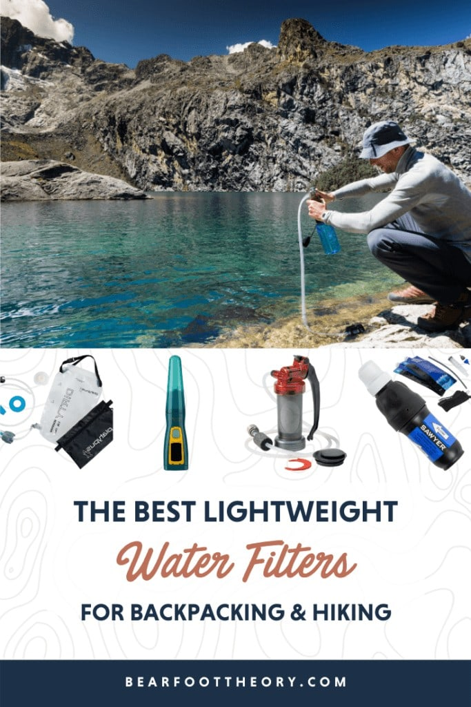 Learn from a seasoned thru-hiker how to choose the best lightweight backpacking water filter or purification system for your next adventure.