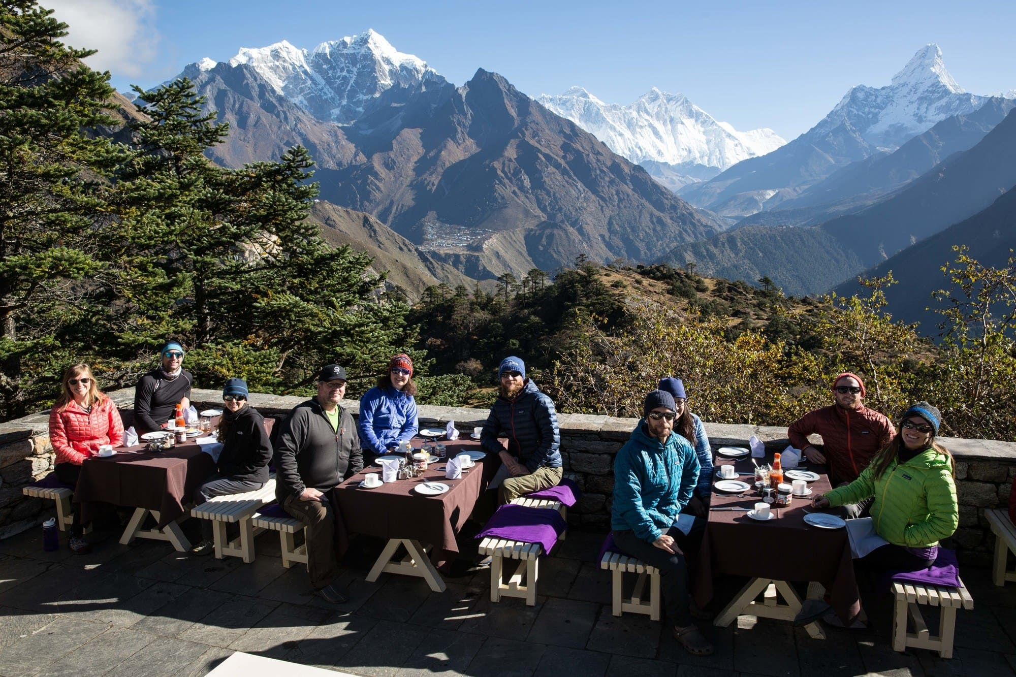The most common Everest Base Camp trek questions answered! Learn all the logistics - guided vs independent, altitude sickness, transportation, gear & more. / Everest View Hotel