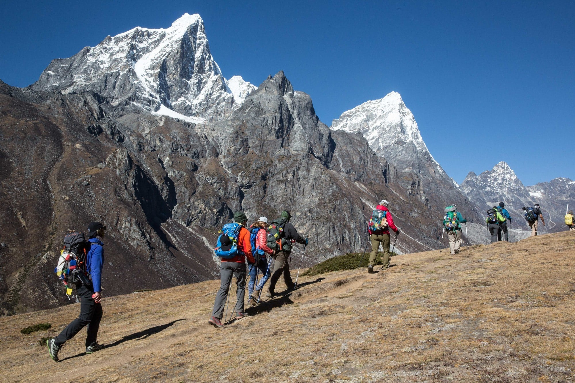 The most common Everest Base Camp trek questions answered! Learn all the logistics - guided vs independent, altitude sickness, transportation, gear & more.