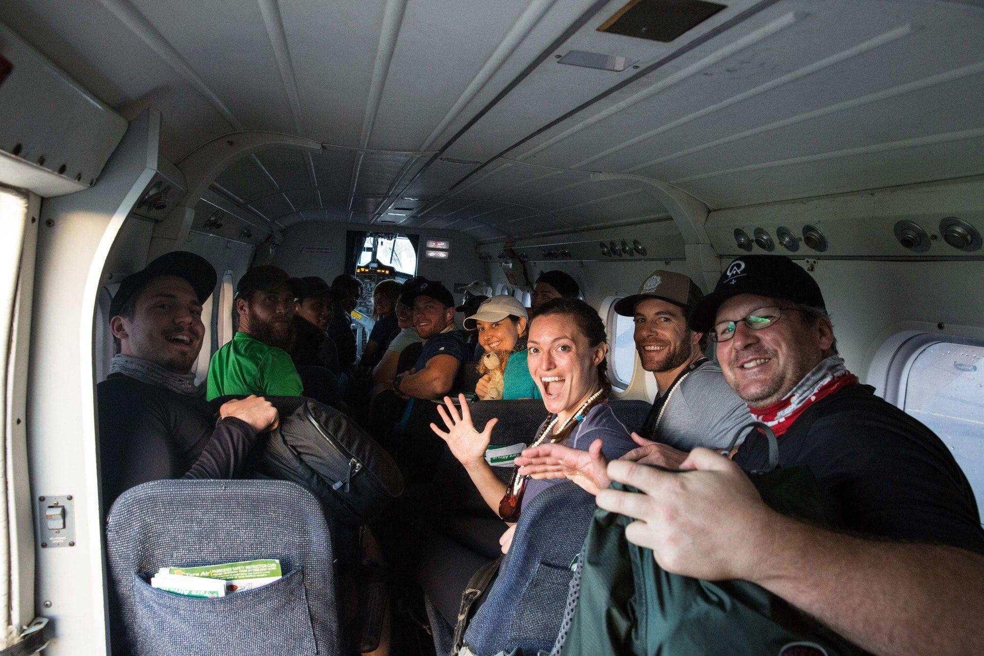 Everest Basecamp Trek - Flight to Lukla