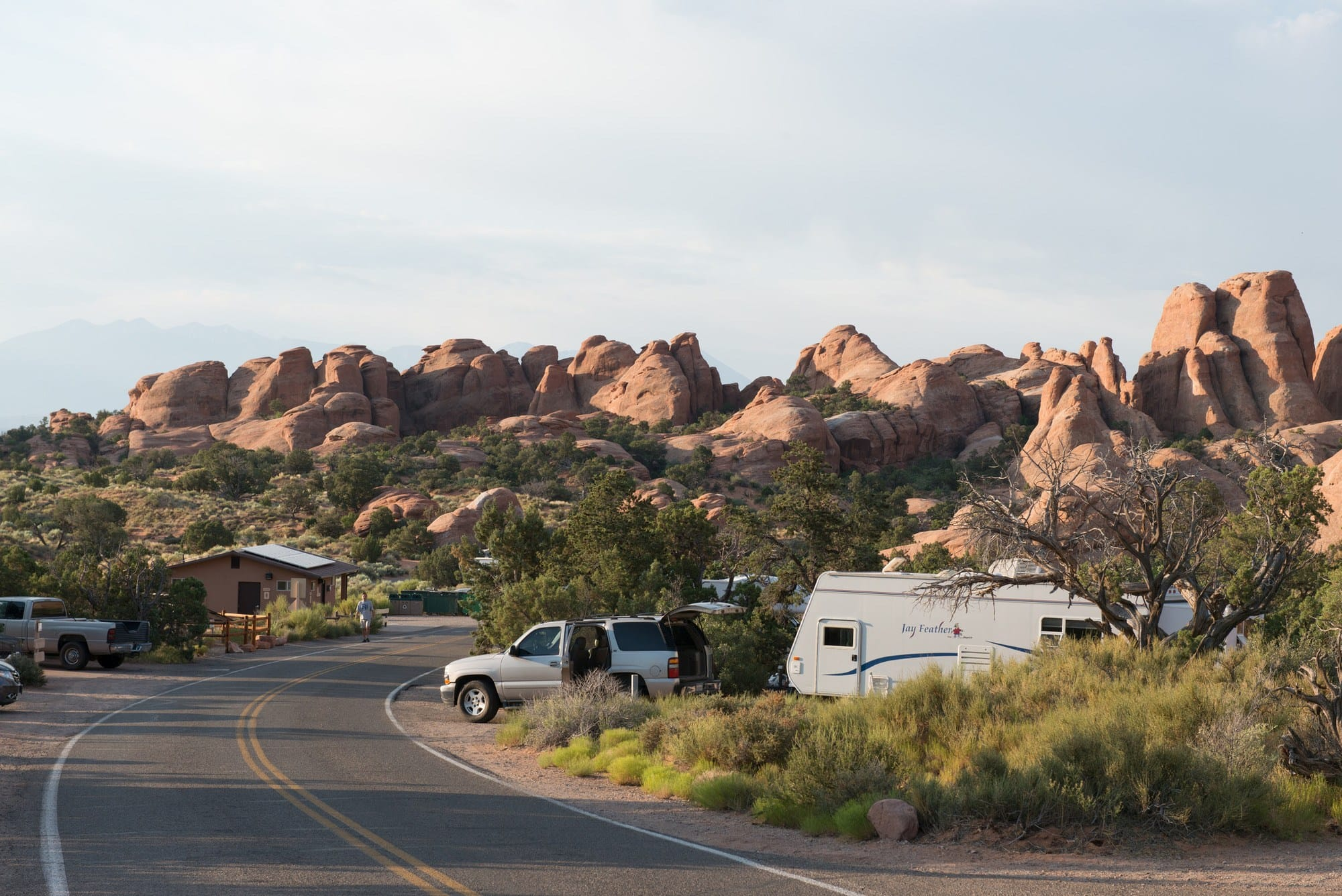 Where to Camp and Glamp in Moab