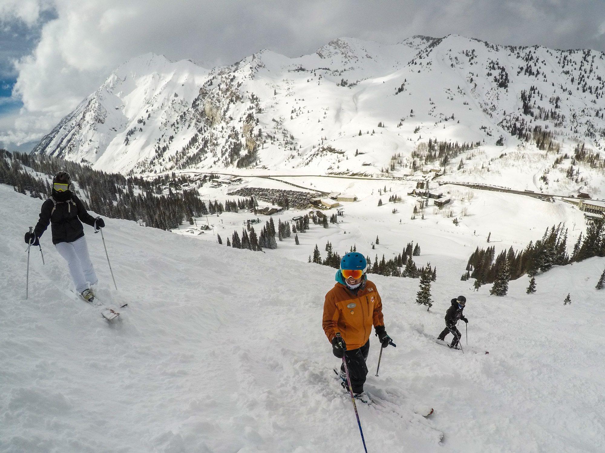 Alta Lodge Women's Ski Camp