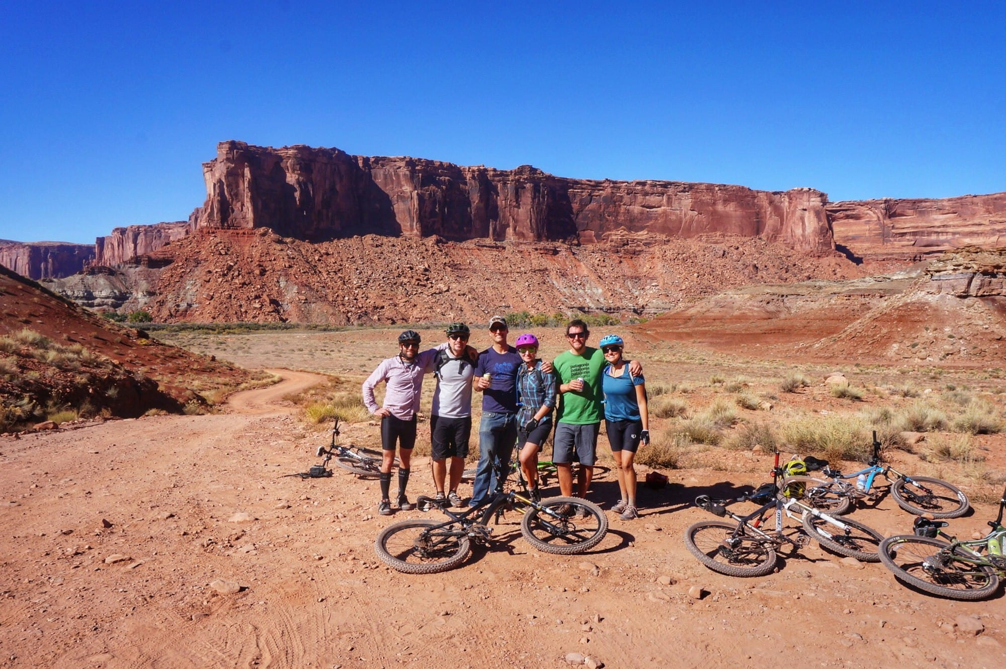First Impressions of Mountain Biking