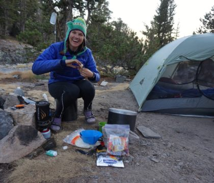 Learn the difference between canister, liquid fuel, and alternative fuel backpacking stoves plus tips and our recommendations for choosing the best backpacking stove for your next camping trip.