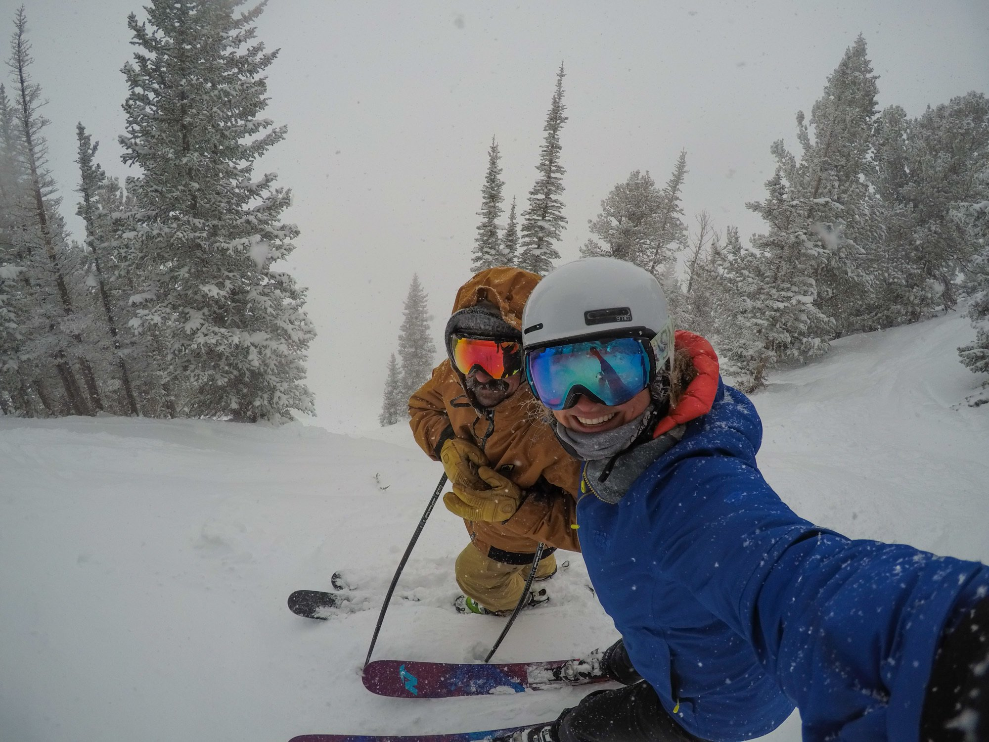 Work at a ski resort // Want to ditch the 9-5 for more time outside? Here are 10 outdoor career paths that will get you out of the cube, providing healthy work-life balance and plenty of fresh air.