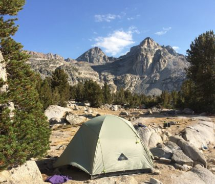 Camping tips for beginner car camping, including a packing list, what to wear, and recipes to cook up at your camp kitchen