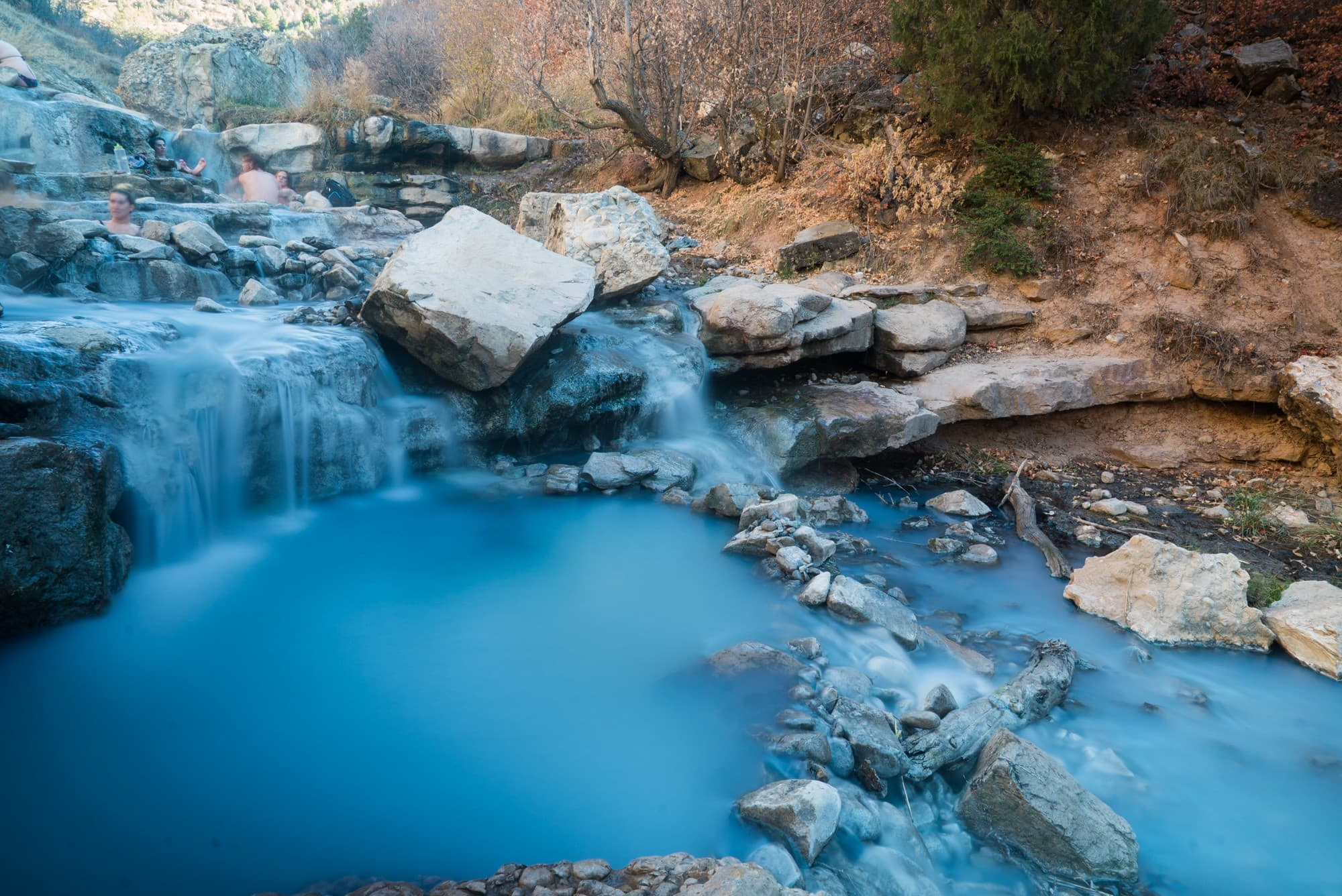 A Guide to Utah's Diamond Fork Hot Springs