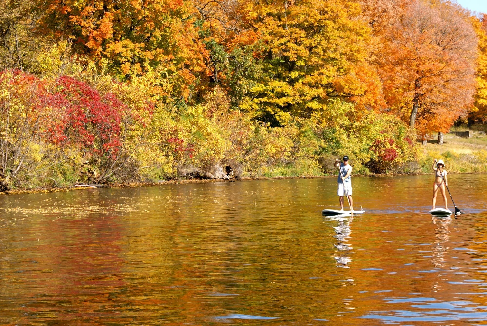 Best Places to Paddle Board in Colorado