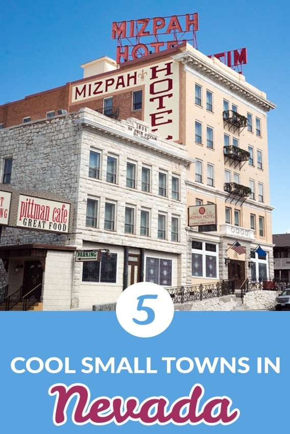 From cave exploration, to mountain biking, stagecoach rides, quirky hotels and great eats, check out our list of best small towns in Nevada.