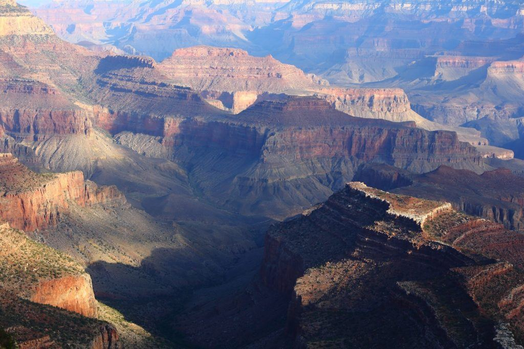 Grand Canyon National Park / One of the best Arizona road trip stops for outdoor adventure.
