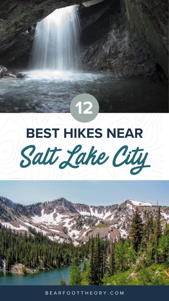 Learn about 12 of the best Salt Lake City hikes from alpine lakes to peaks to waterfalls including trail stats and trailhead info.