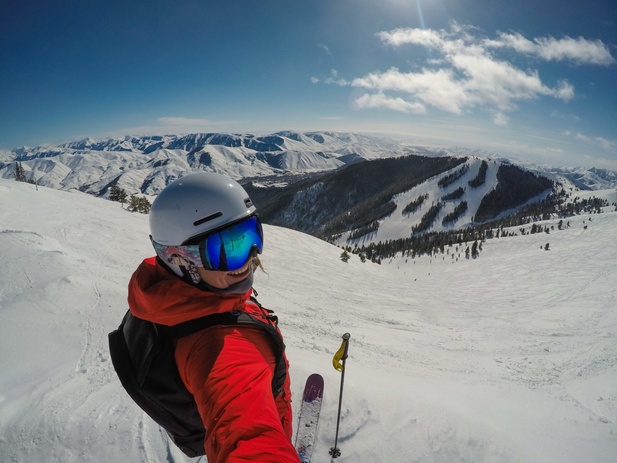 Mountain Collective Pass // Hit the slopes or cruise the coast with our list of 12 winter destinations for outdoor adventure, perfect for the sun-seeker and snow-lover alike.