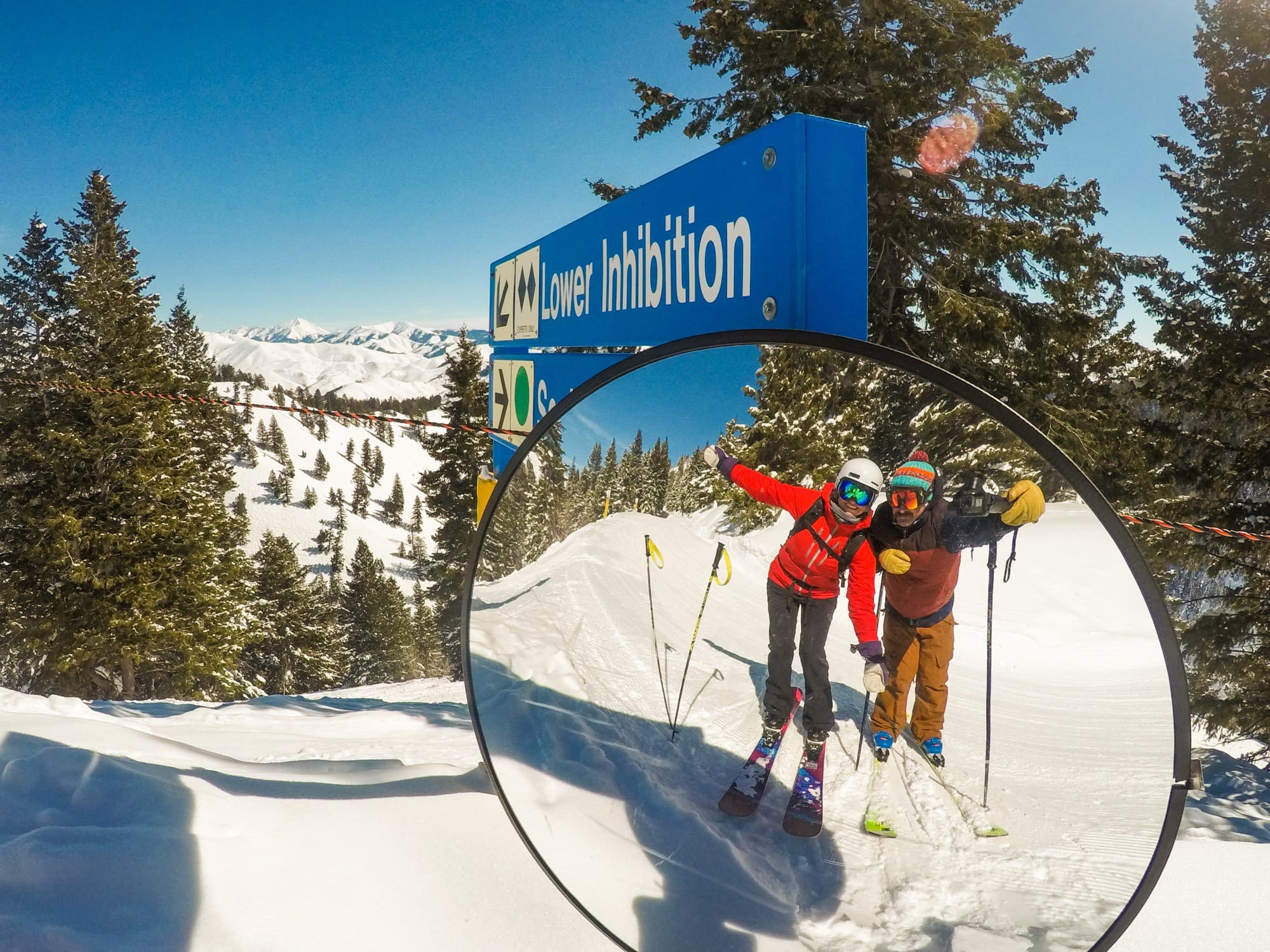 Sun Valley // Check out this 7-day Mountain Collective road trip itinerary that includes 2 days of skiing at Alta-Snowbird, Jackson Hole & Sun Valley, plus recommendations for where to stay & eat on your vacation.