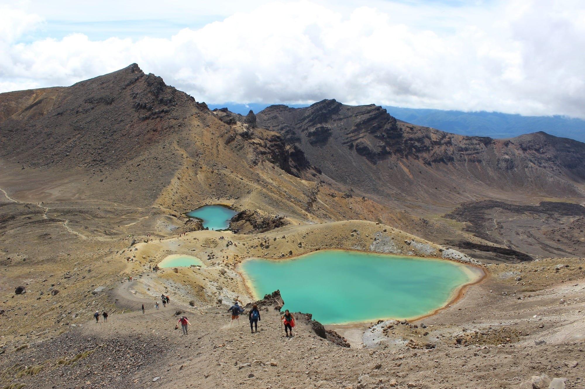 New Zealand's Best Day Hike: Tongariro Crossing Hiking Guide