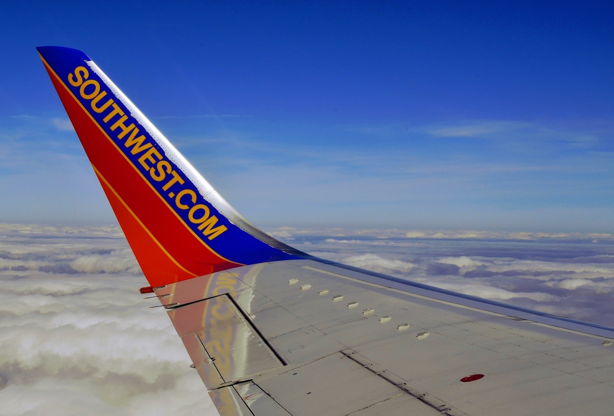 How to score free flights on Southwest in 4 simple steps