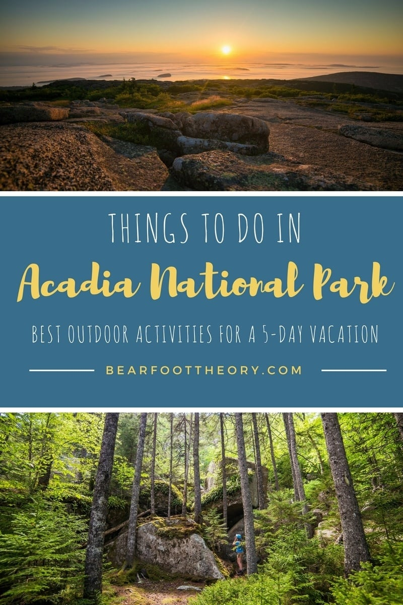 Plan your Maine road trip with our list outdoor activities and things to do in Acadia National Park, including the best hikes, drives, eats & more.