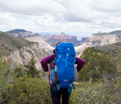 Learn how to fit your tent, sleeping bag, pad & camping gear in your backpacking pack with these tips for how to pack a backpack.