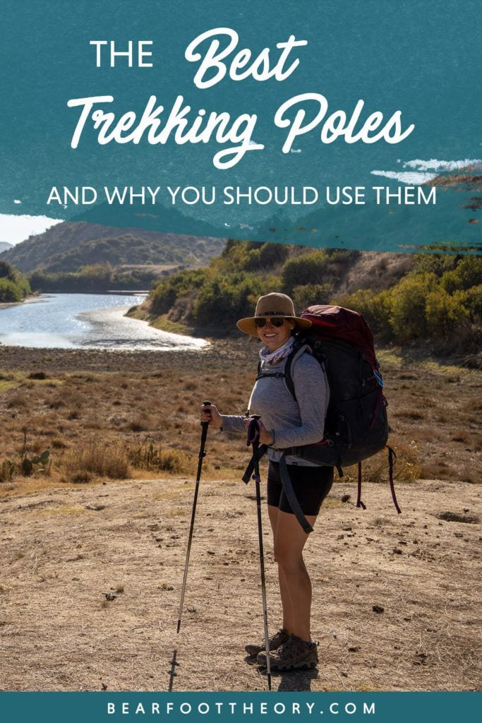 Here are the best trekking poles of 2021 for men and women. You'll also learn how to choose the best pair for you and the benefits of hiking with them.