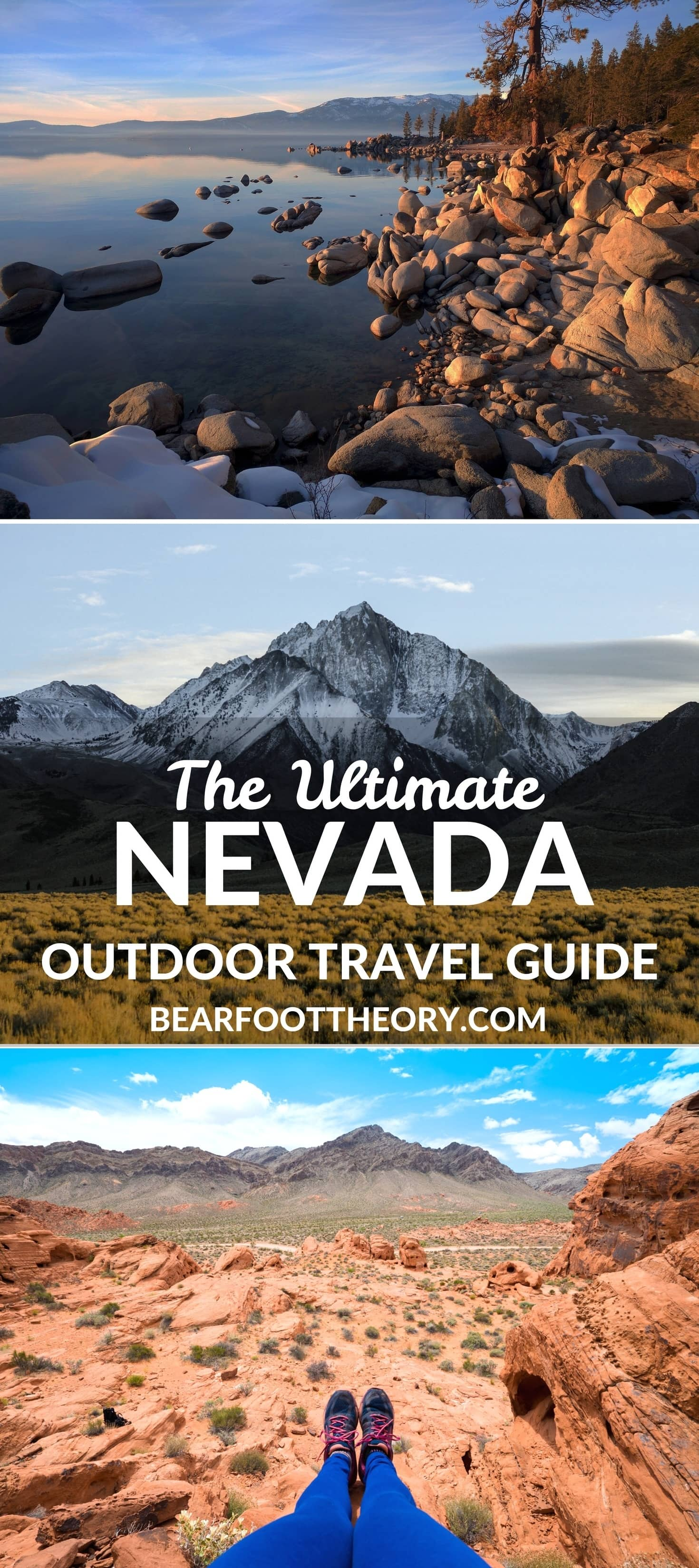 Plan an adventurous trip to Nevada with our outdoor travel guide featuring the best outdoor activities, parks & most popular Nevada blog posts