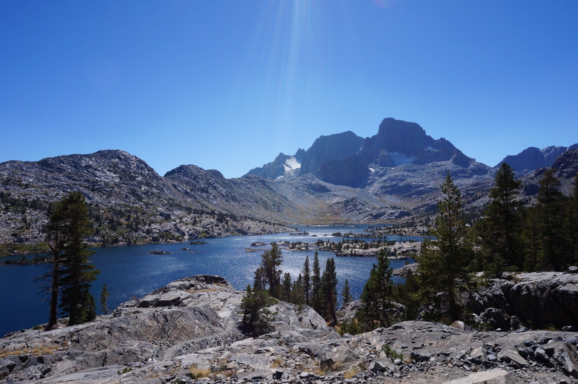 The best section hikes on the John Muir Trail that require less than a week to complete. Our detailed JMT guide helps you plan permits, transportation and more!