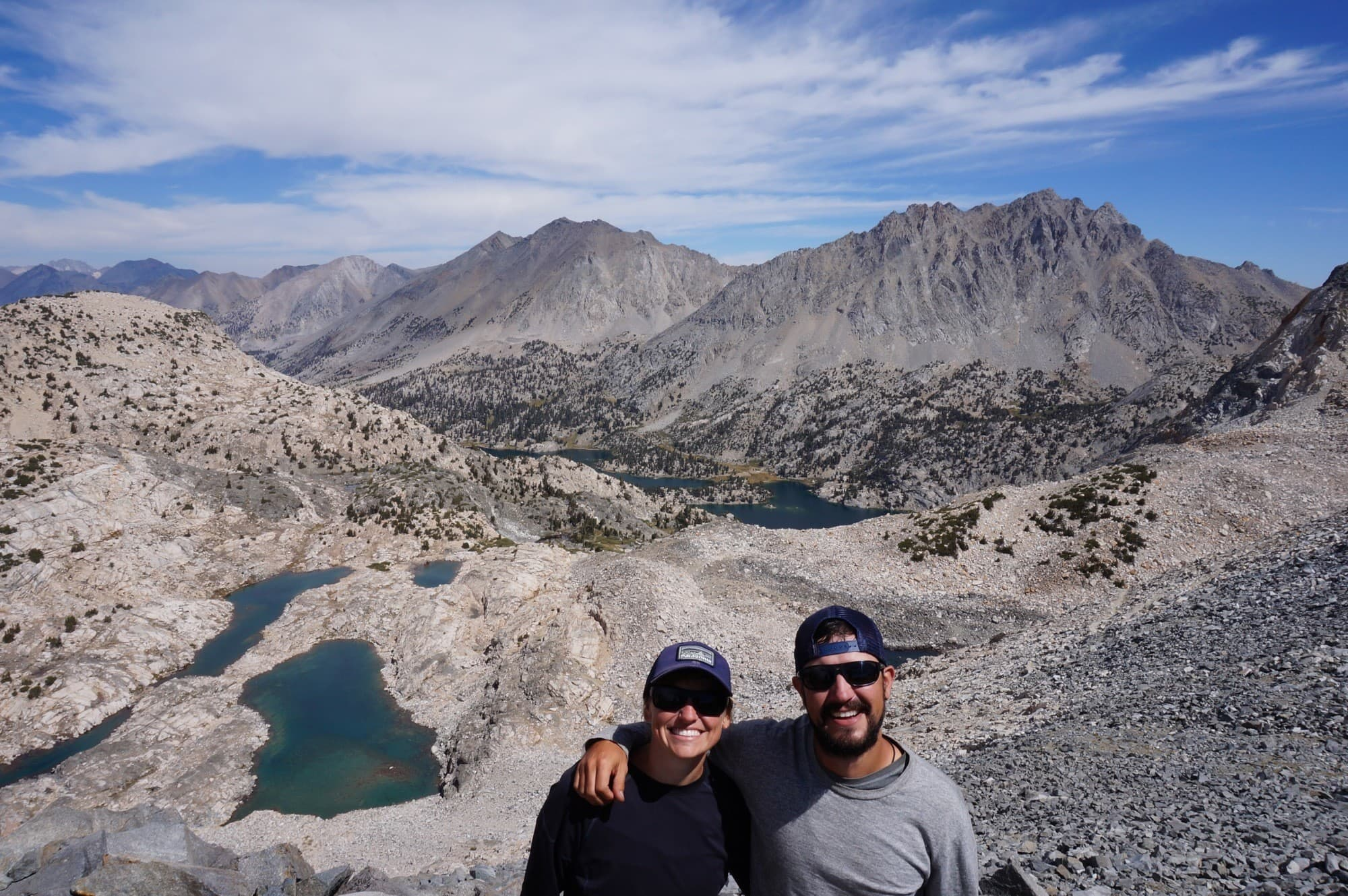Glenn Pass / The best section hikes on the John Muir Trail that require less than a week to complete. Our detailed guide helps you plan permits, transportation and more!