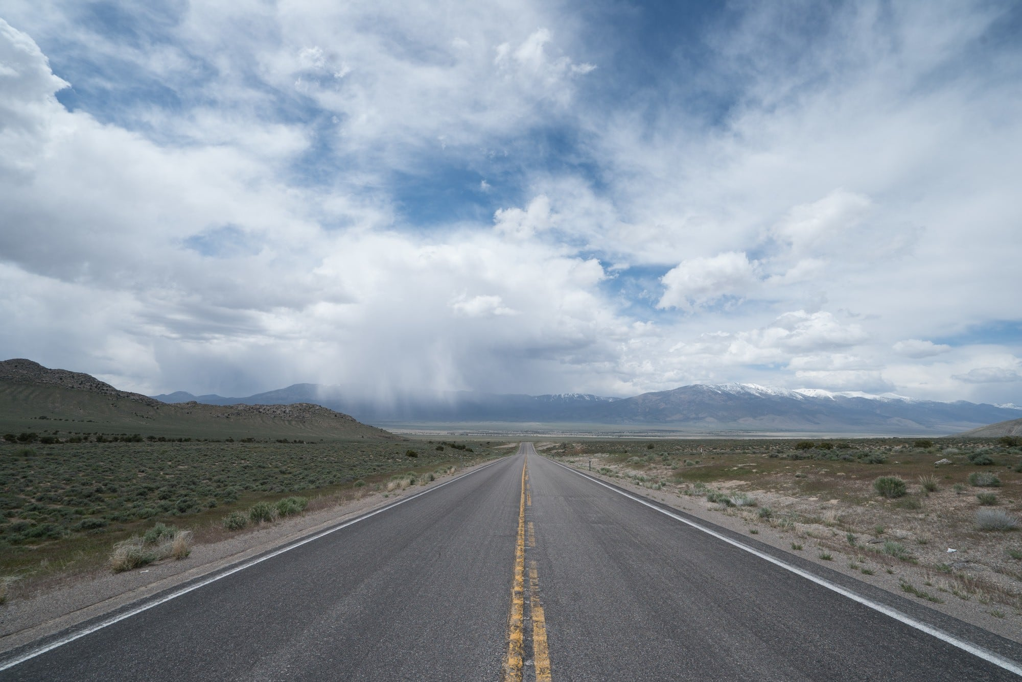 The Loneliest Highway // Visit 12 of the best Nevada road trip stops, from the top state parks to hot springs, ghost towns & trails where you'll find solitude and amazing landscapes