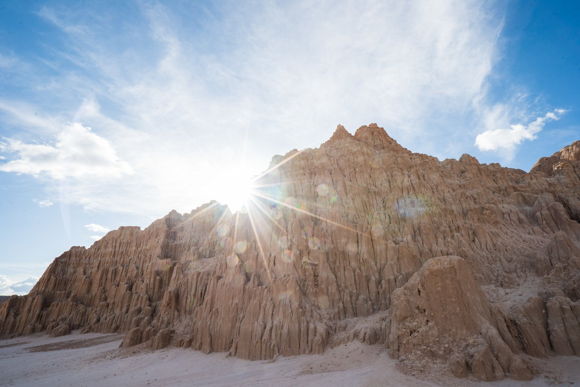 Cathedral State Park // Visit 12 of the best Nevada road trip stops, from the top state parks to hot springs, ghost towns & trails where you'll find solitude and amazing landscapes
