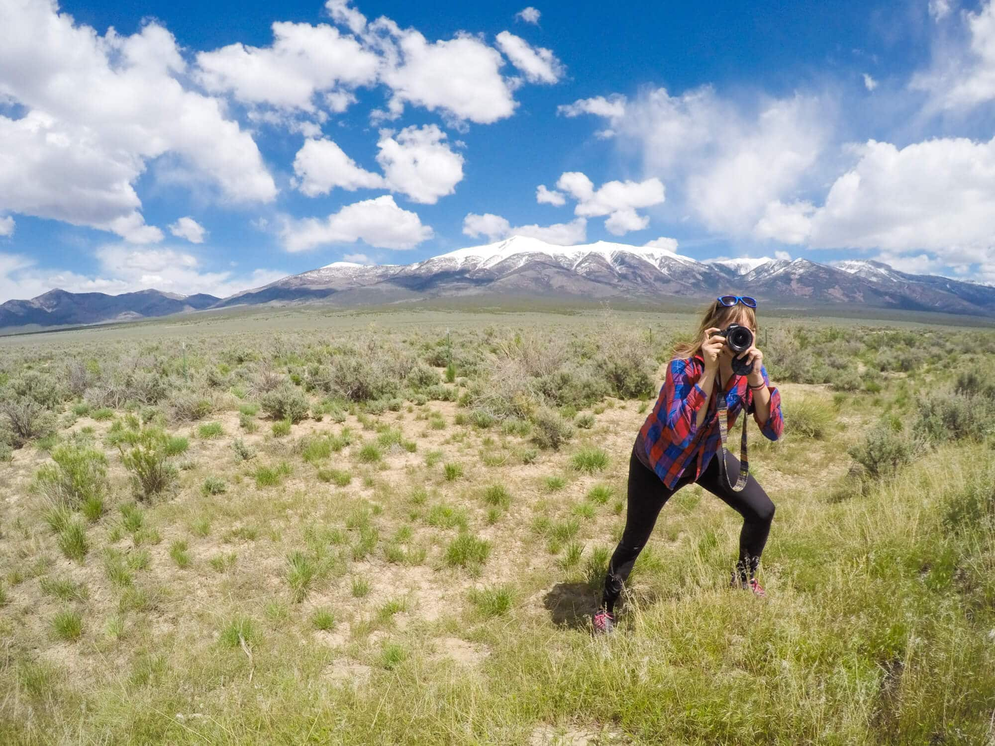 Outdoor photographer // Want to ditch the 9-5 for more time outside? Here are 10 outdoor career paths that will get you out of the cube, providing healthy work-life balance and plenty of fresh air.